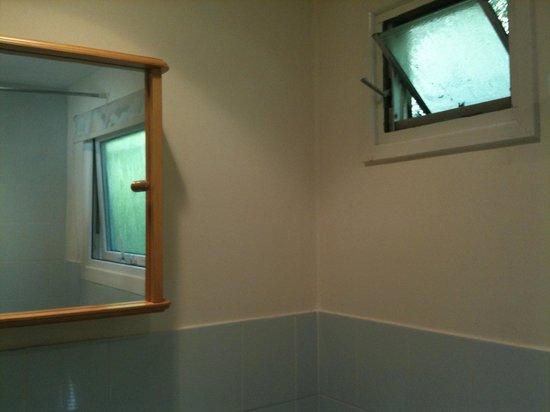 Lanteglos Lodges and Villas: Bathroom window
