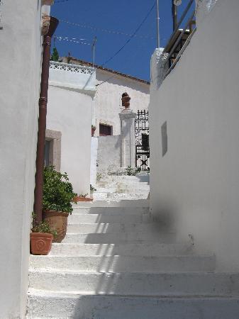 Китира, Греция: Chora