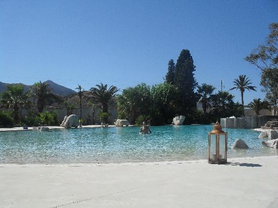 Tartheshotel : The pool