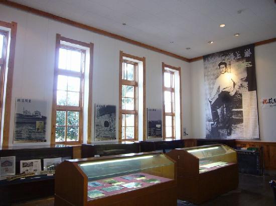 Hagi, Japan: 鉄道の父・井上勝の偉大さがわかる