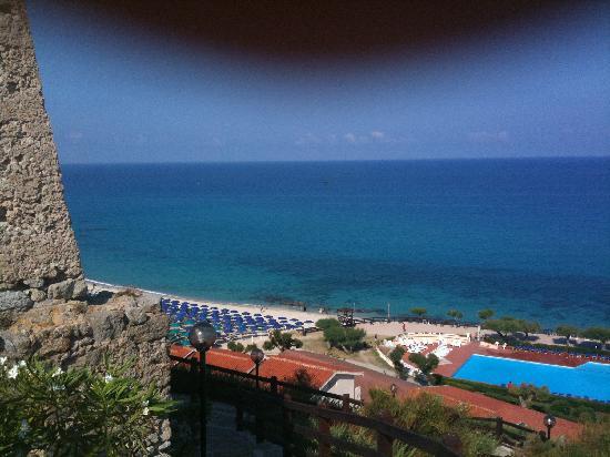 Hotel Villaggio Roller Club: Vista dalla camera