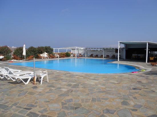Hotel Marianna: piscina