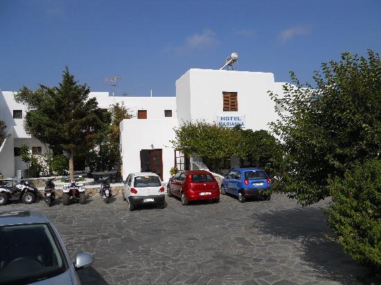Hotel Marianna: ingresso
