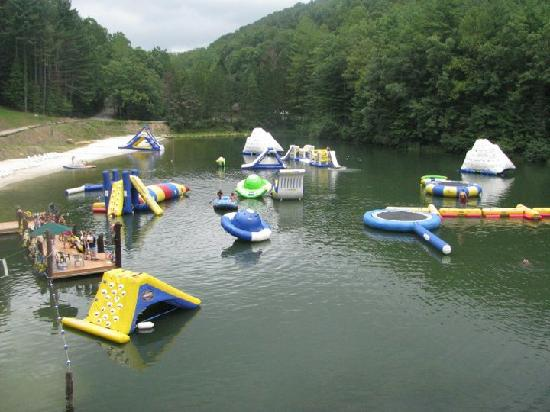 ACE Adventure Resort: Ace Lake
