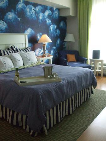 Hotel Indigo Sarasota: Room