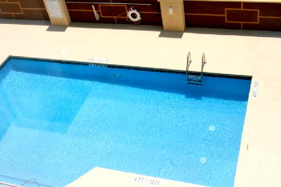 Hampton Inn Anderson/ Alliance Business Park : Pool