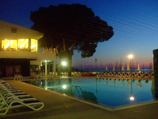 Hotel Park: Pool