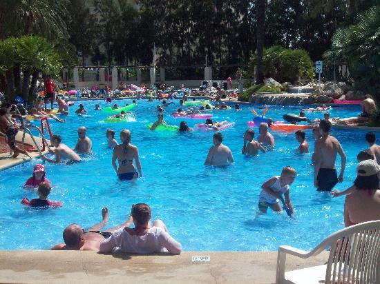BCM Hotel: fiesta sahara pool