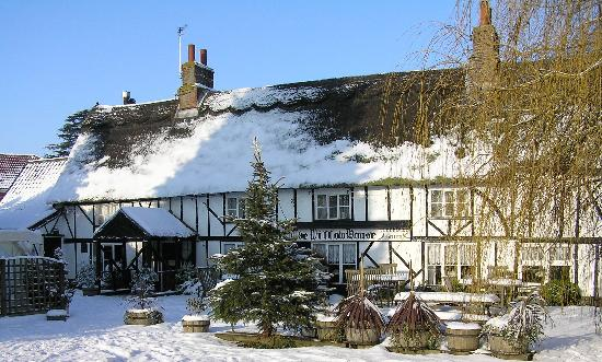 The Willow House In White!