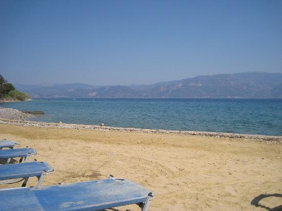Αίγιο, Ελλάδα: Beach