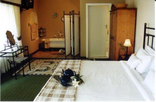 Nolangeni Lodge: Guest Room