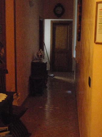Margaret: Hallway