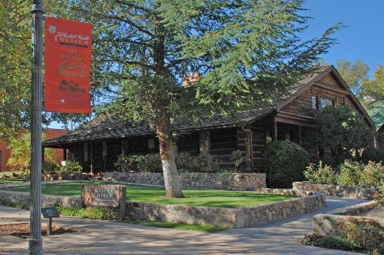 Prescott, AZ: Sharlot Hall Museum