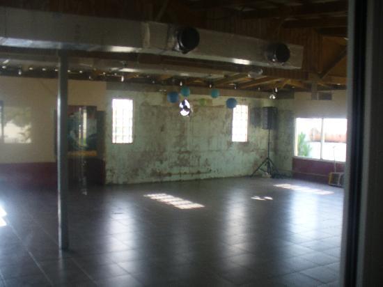 Buenas Olas Hotel: ballroom? who knows