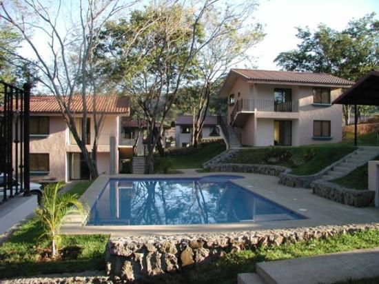Villas San Angel: Outdoors