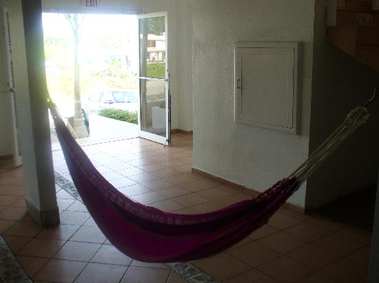 Buenas Olas Hotel: so call lobby
