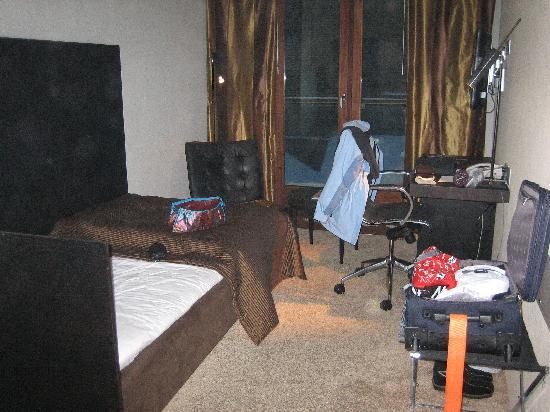 Scandic Front: Zimmer