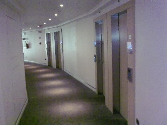 Antony Palace Hotel: I corridoi comuni
