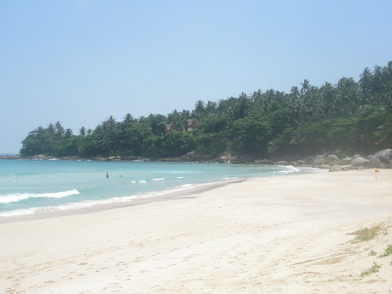 Choeng Thale, Tajlandia: Beautiful beach