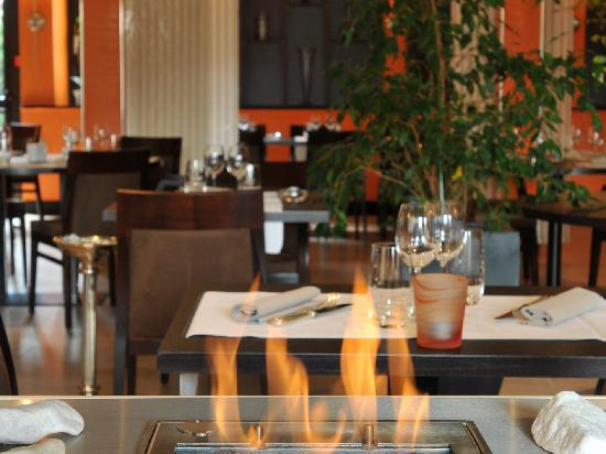 Le St Barnabe Hotel & Spa : restaurant