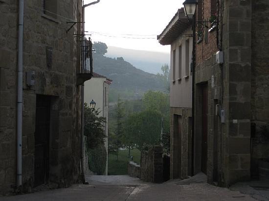 Abalos Early Morning Picture Of Hotel Villa De Abalos Abalos