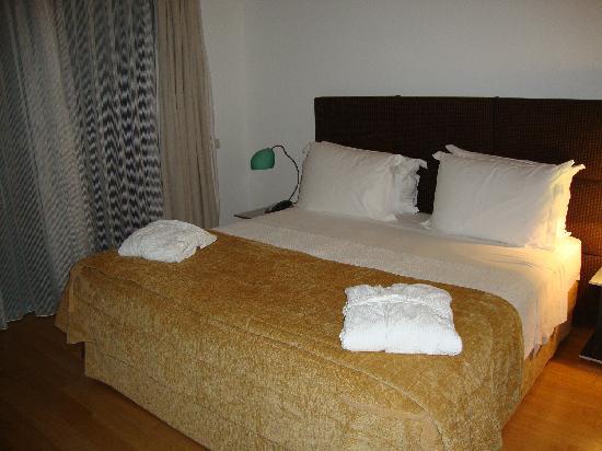 Eridanus Hotel: Quarto