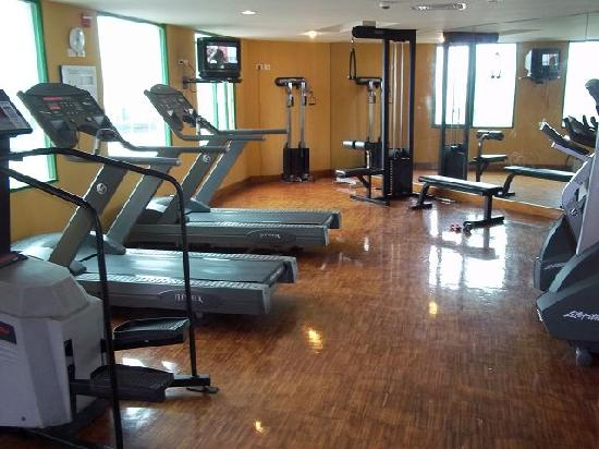 Barcelo Salinas: Fitness