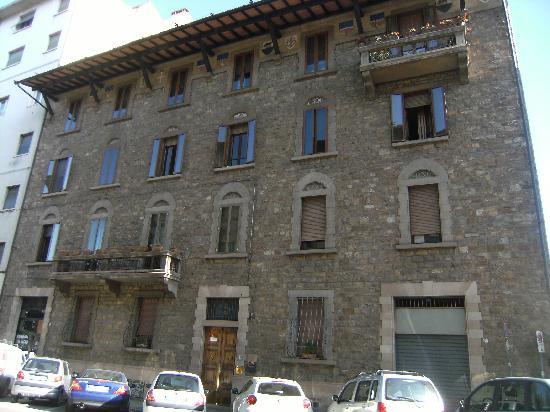 Bed & Breakfast Leopoldo: Esterno, palazzo antico
