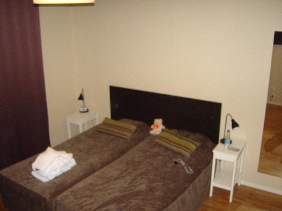 Freys Hotel Lilla Radmannen: Room 419