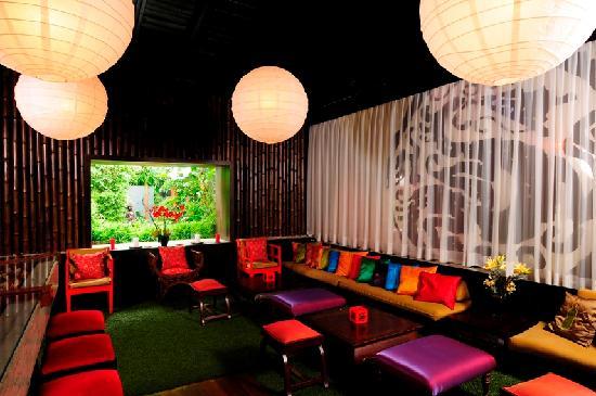 Asia de Cuba: Lounge