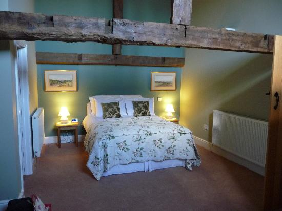 The Old Barn at The Old Mint House: Lovely bedroom