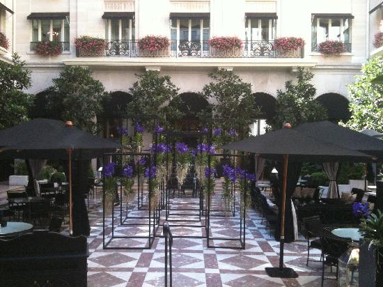 Four Seasons Hotel George V Paris : george v