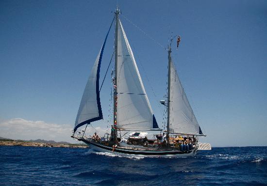 Vita Bel Yacht Charter Sailing in Mallorca