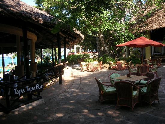 Baobab Beach Resort & Spa: Tapa Tapa Bar