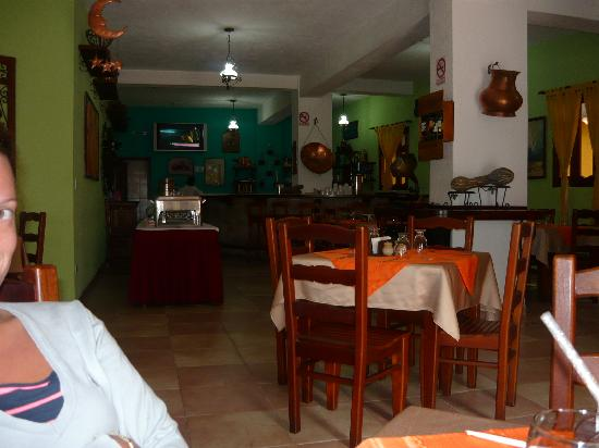 Hotel Mistafi: ristorante