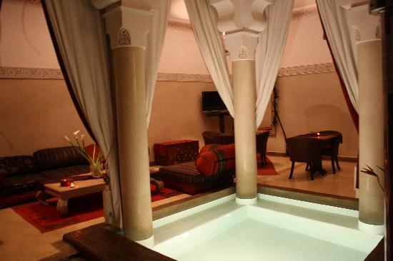 Riad Elias : Riad Splash Pool