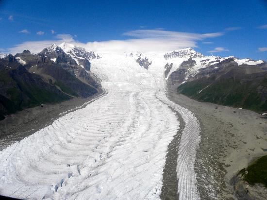 Kennicott, อลาสกา: Glacier