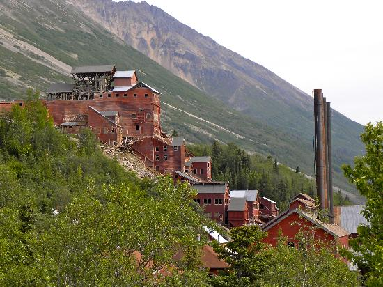 Kennicott, Αλάσκα: Kennecott Mine