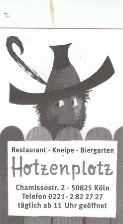 Wirtshaus Hotzenplotz