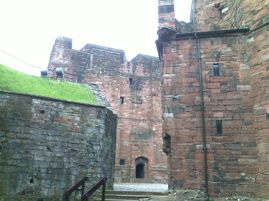 Carlisle, UK: Castle Exterior