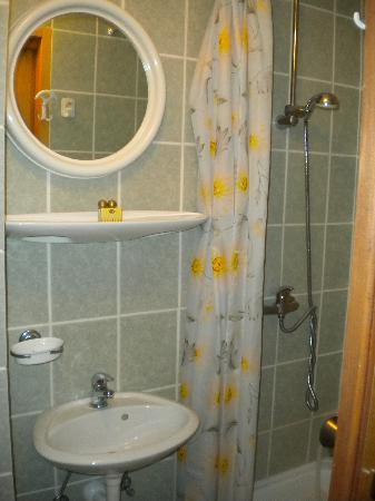 Villa Mozart: bagno