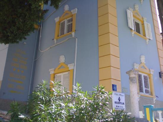 Villa Mozart: hotel