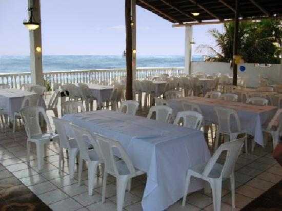 Zacatecoluca, Salwador: oceanview party room