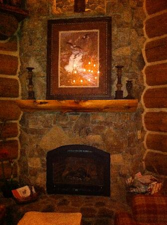 Blue Ridge, GA: Relaxation room
