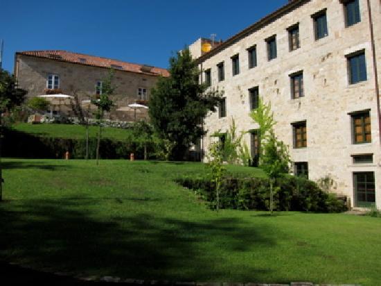 Hotel Spa Relais & Chateaux A Quinta da Auga: Grounds
