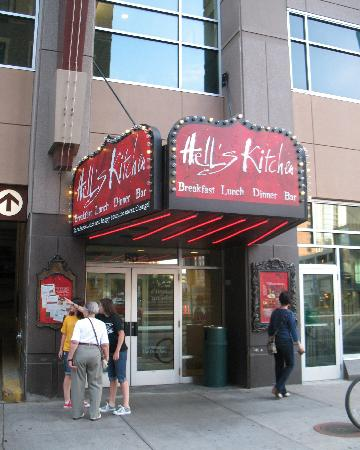 Hell S Kitchen American Restaurants