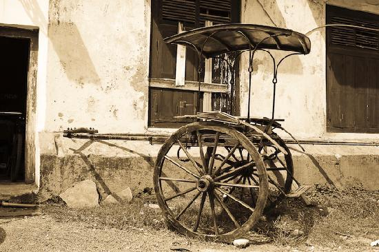 Oldie in Galle fort