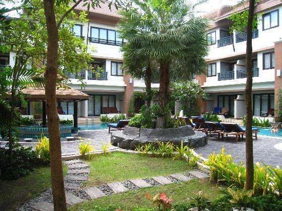 P. P. Palm Tree Resort: pp palm tree