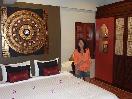 Hotel Villa Deux Rivieres: Bedroom