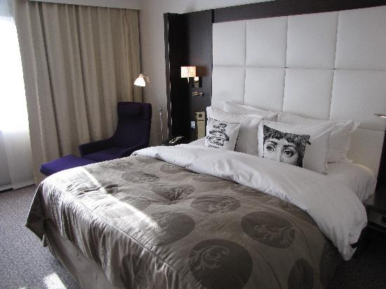 Sofitel Brussels Le Louise: Luxury Room
